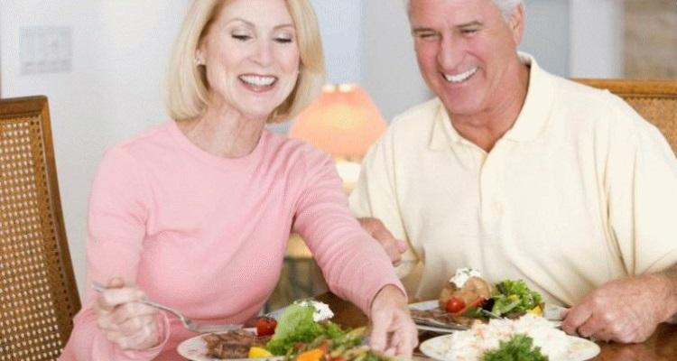 Лучшая диета для пожилых женщин для похудения
