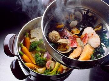 Здоровое питание для женщины 60 лет - в меню должны входить блюда приготовленные на пару