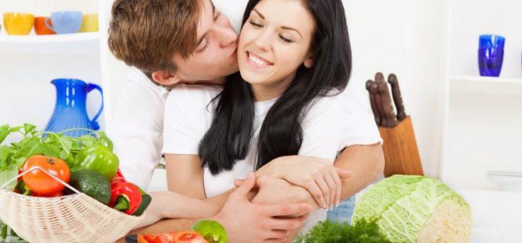 Питание при планировании беременности - подготовка и полезные продукты