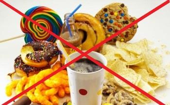 Питание при планировании беременности - вредные продукты питания