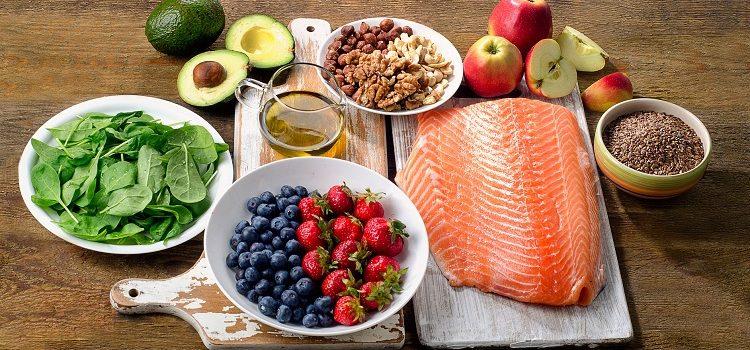 Полезные продукты питания для здоровья