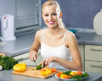 Блюда из свежих овощей