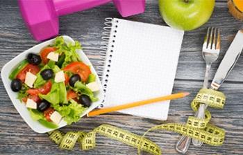 Здоровое питание и подсчет калорий