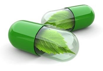 Зеленые капсулы