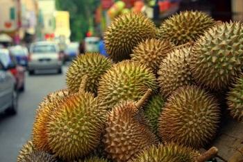 Плоды на рынке