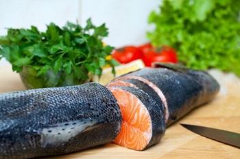 Приготовление рыбных блюд