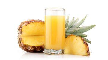 Чем полезен ананасовый сок для организма