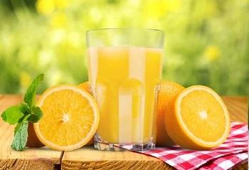 Состав апельсинового сока, его польза и вред