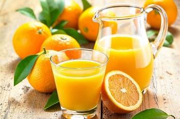 Полезные свойства апельсинового сока, рецепт приготовления
