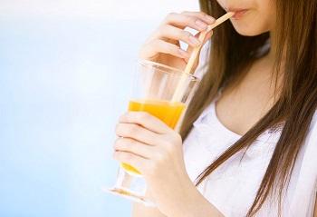 Апельсиновый сок и беременность