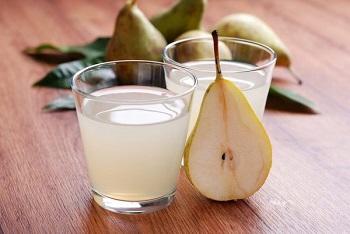 Состав и калорийность грушевого сока