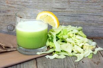 Польза и вред капустного сока, рецепт приготовления