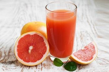Грейпфрутовый сок, чем полезен напиток для здоровья