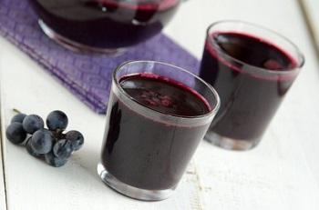Полезные свойства виноградного сока и калорийность