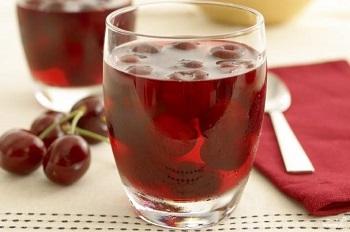 Вишневый сок и его ценные свойства