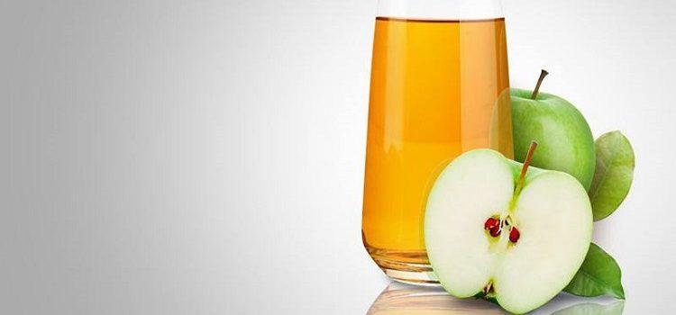Яблочный сок, польза и вред, ценные свойства