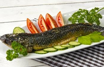 Аппетитное блюдо из рыбы