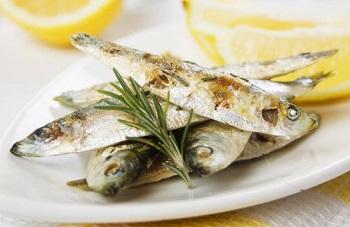 Полезные свойства сардины, состав и калорийность