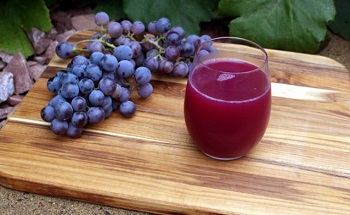 Ценные свойства виноградного сока и польза