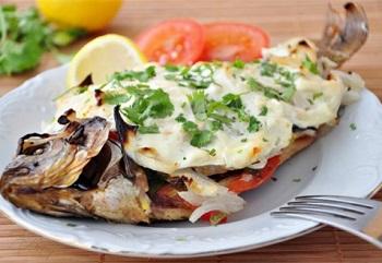 Рыба карась - вкусные рецепты приготовления