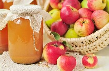 Приготовление яблочного сока на зиму