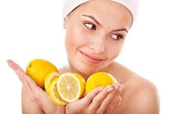 Лимонный сок для красоты кожи лица и волос