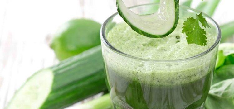 Чем полезен огуречный сок для организма