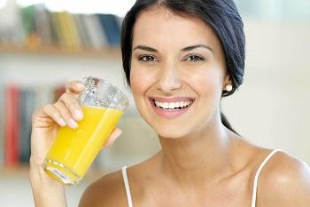 Как влияет апельсиновый сок на организм беременной женщины
