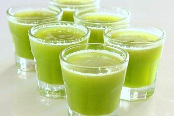 Состав и целебные свойства огуречного сока