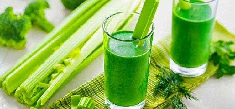 Сок сельдерея, польза и вред для здоровья человека