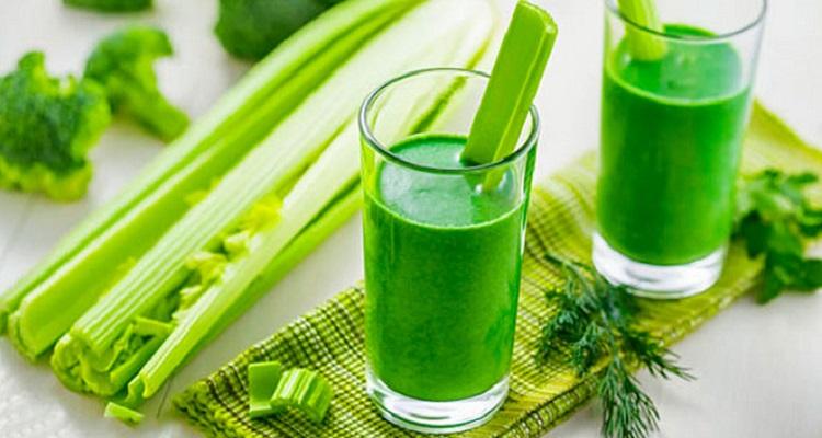 Сок сельдерея польза короля овощей