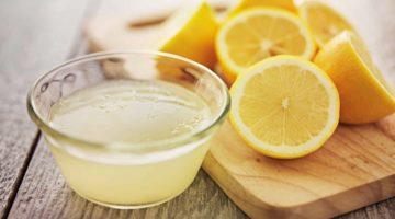 Лимонный сок, полезные свойства, особенности употребления