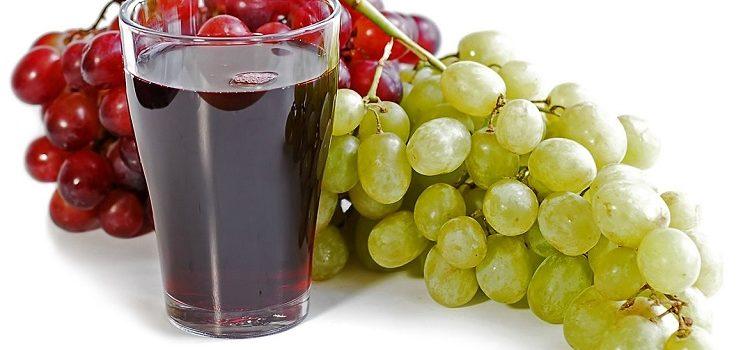 Виноградный сок, польза и вред напитка для организма