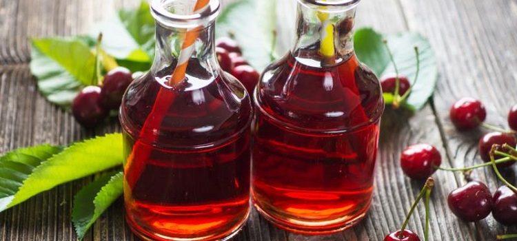 Вишневый сок, польза и вред, калорийность