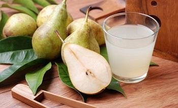 Грушевый сок и противопоказания к его употреблению