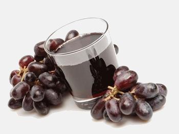 Употребление виноградного сока, его польза и вред