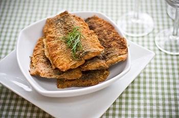 Жареная салака - рецепты приготовления рыбы