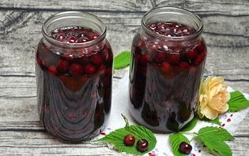 Состав вишневого сока и его польза