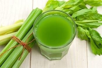 Лечебные свойства сока сельдерея, рецепты приготовления
