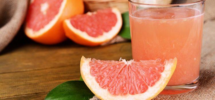 Грейпфрутовый сок, полезные свойства и противопоказания