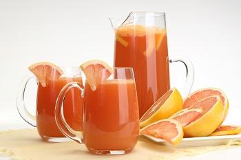 Грейпфрутовый сок и его польза
