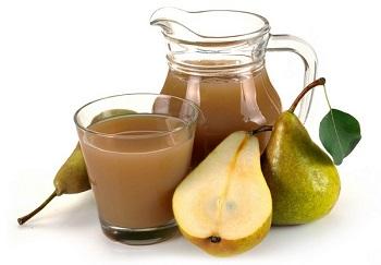 Полезен ли грушевый сок и как правильно его приготовить