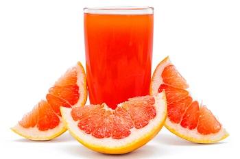 Польза грейпфрутового сока для детского организма