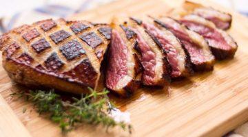 Мясо утки, калорийность, польза и вред для организма