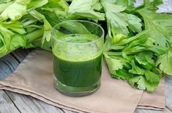 Сок из петрушки, ценные свойства, польза для здорвья