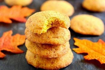 Тыквенное печенье с кленовым сиропом - полезные рецепты