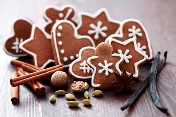 Имбирное печенье с кленовым сиропом, рецепт приготовления