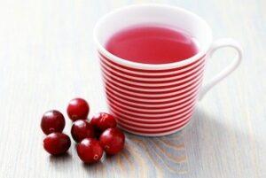 Напиток из свежих ягод