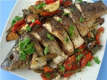 Морская рыба способствует снижению холестерина