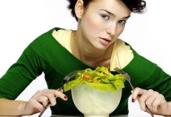 На 3 этапе диеты Дюкана 6 дней в неделю - белково-овощные